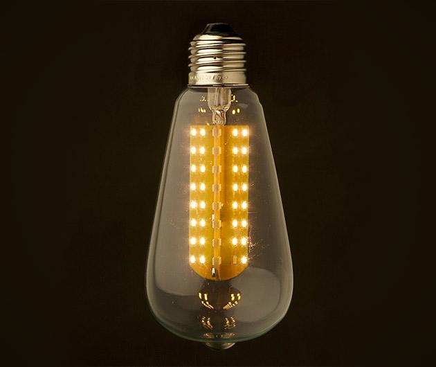 Edison LED Light Bulbs