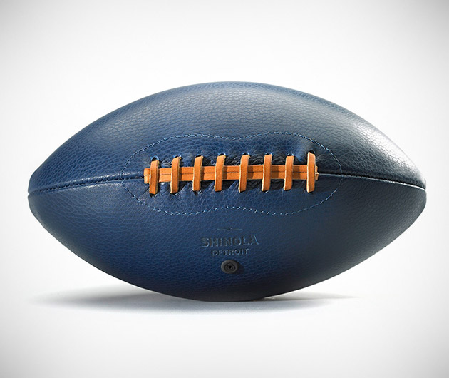 Shinola Leather Football