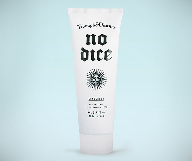 Triumph & Disaster No Dice SPF 50 Sunscreen