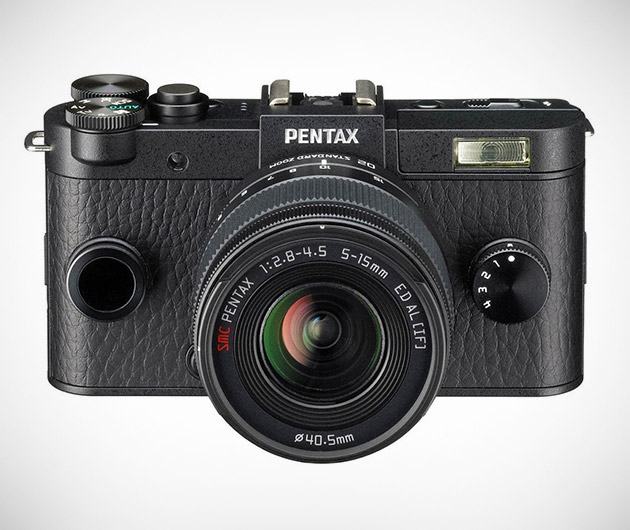 Pentax Q-S1 Camera