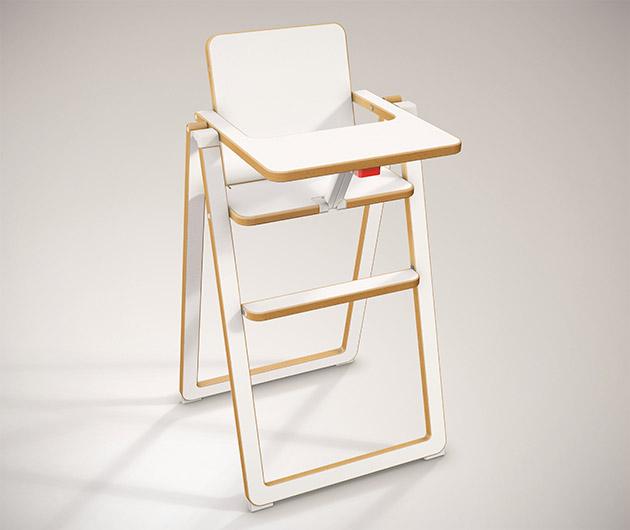 SUPAflat High Chair
