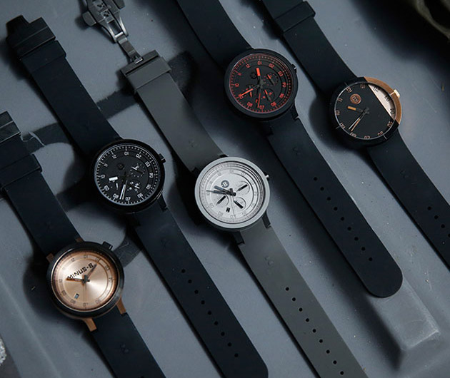 Minus-8 Watch