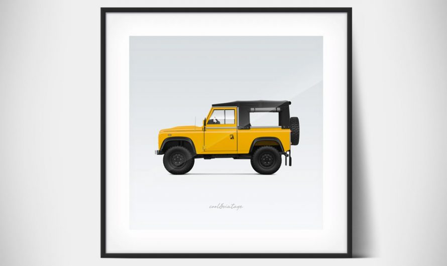 Petrolified Automotive Prints
