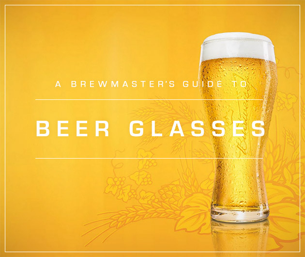 A Brewmaster's Guide to Beer Glasses