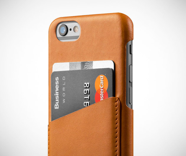 Mujjo Leather iPhone 6 Case