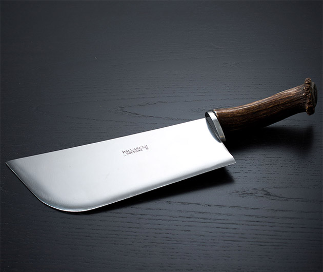 Antler Handled Butcher's Cleaver