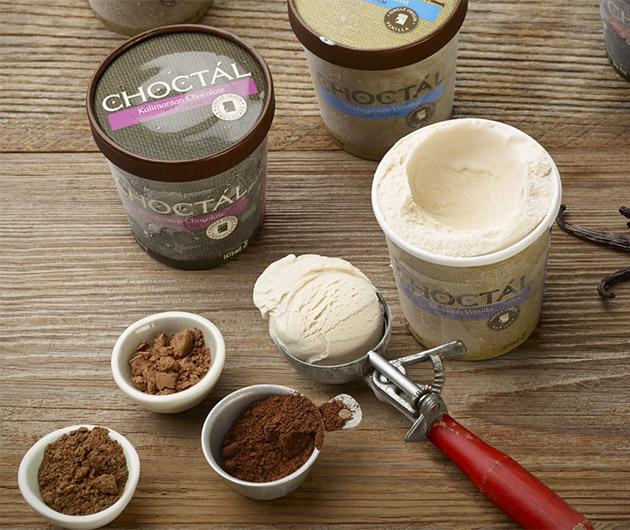 Choctál Ice Cream