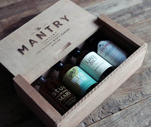 Mantry Craft Cocktails