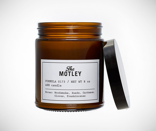 The Motley Adler & Ash Candles