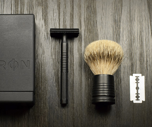 Baron Shave Kit