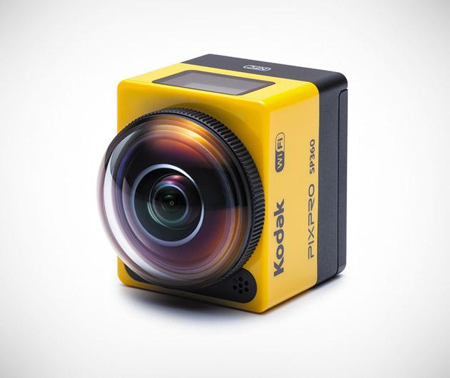 Kodak SP360 Action Cam