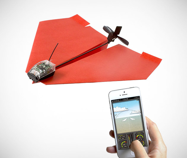 PowerUp 3.0 Paper Airplane