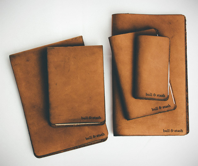 Bull & Stash Notebooks