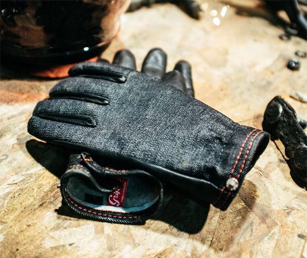 Grifter Onyx Ranger Wool Lined Glove