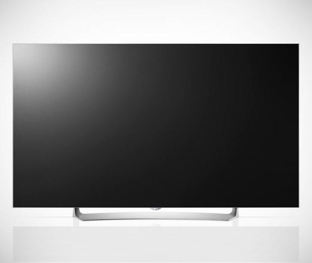 LG Flexible UHD 4K Smart OLED TV