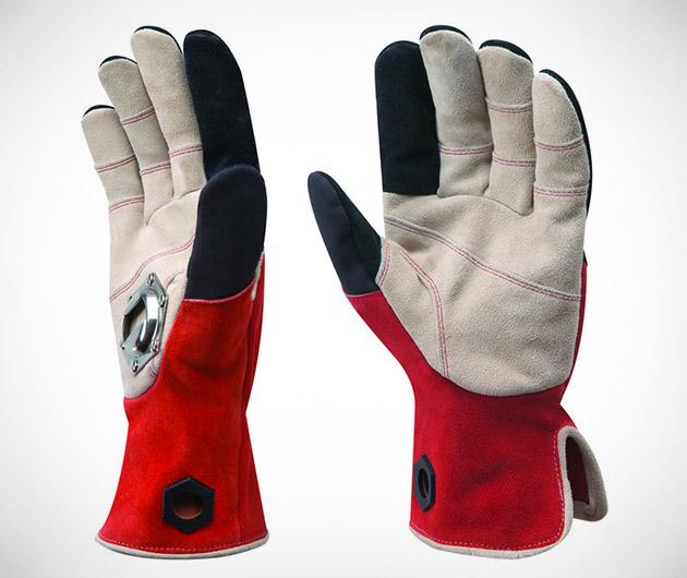 StoneBreaker BBQ Gloves