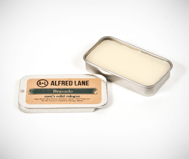 Alfred Land Bravado Solid Cologne