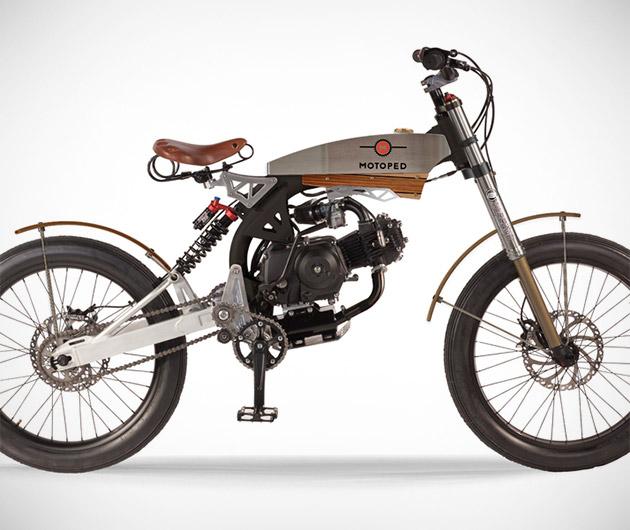 Motoped Cruzer