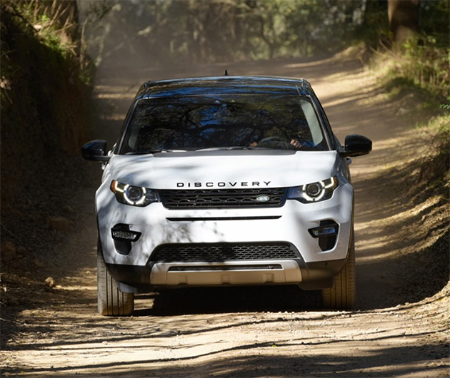 Range Rover Discovery Sport Launch Edition