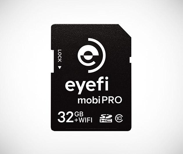 Eyefi Mobi Pro SD Cards