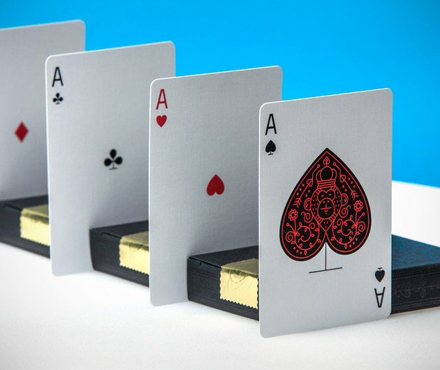 MailChimp x Theory 11 Playing Cards