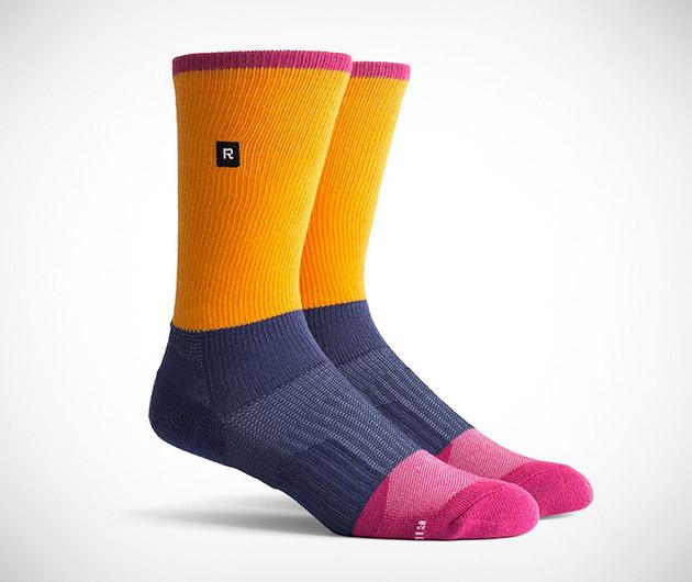 Richer Poorer Athletic Socks