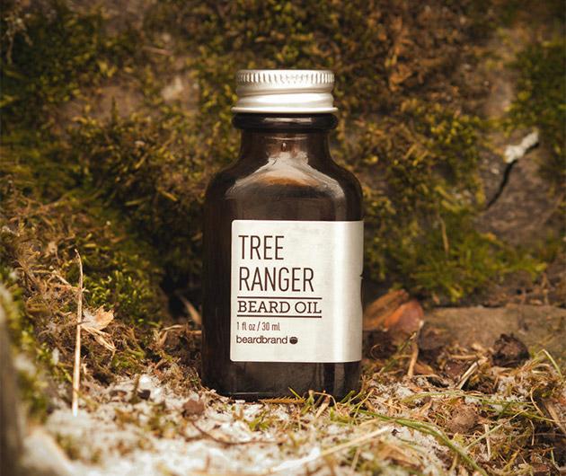 BeardBrand Tree Range Beard Oil