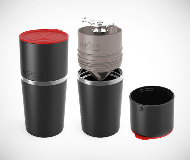 Cafflano Klassic Portable Coffee Maker