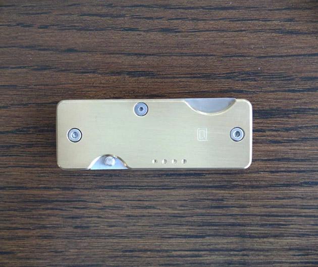 Titanium Mini Q