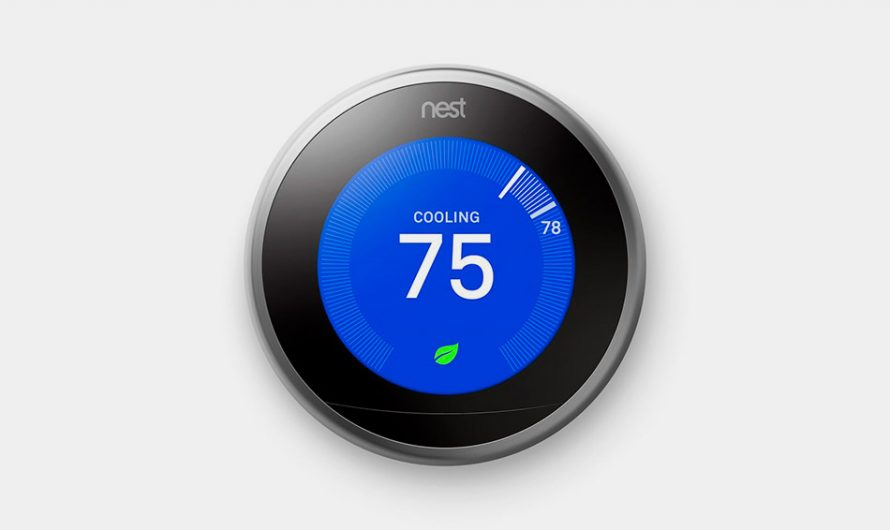 Nest 3rd Gen Thermostat