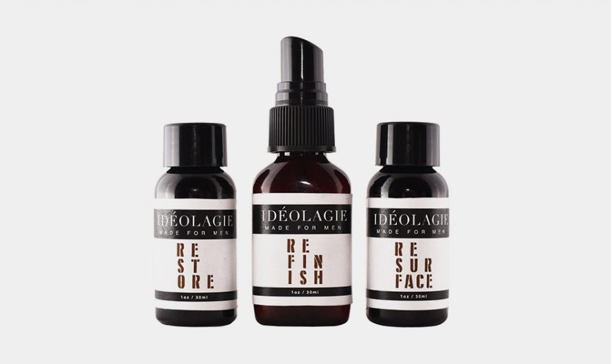 Ideolagie Skincare Collection