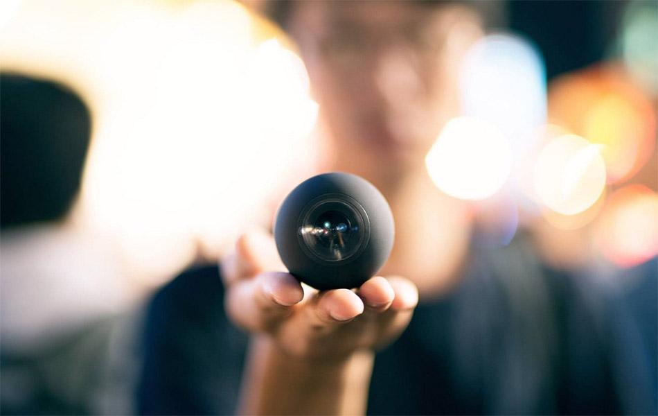 LUNA 360 Camera