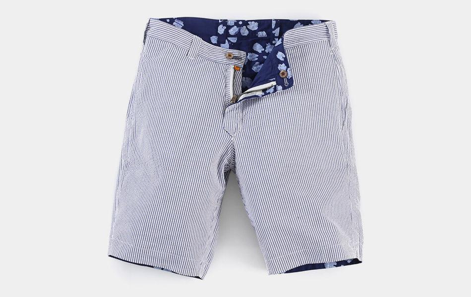 Tailor Vintage Reversible Shorts