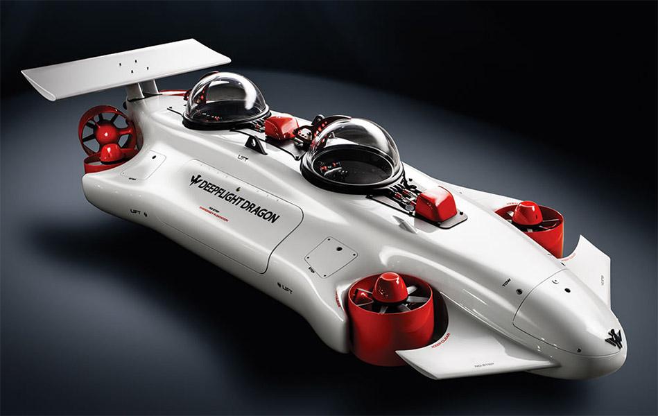 Undersea Aquahoverer