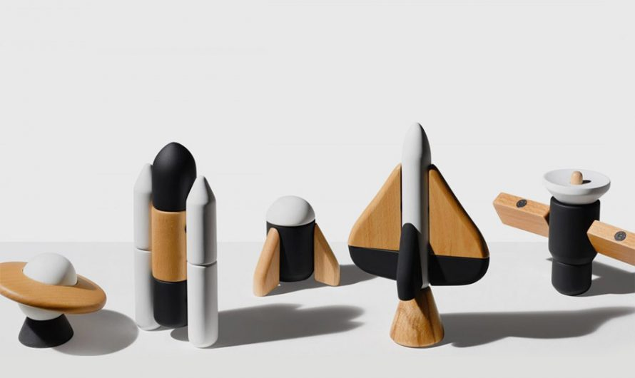 Huzi Cosmos Toy Collection