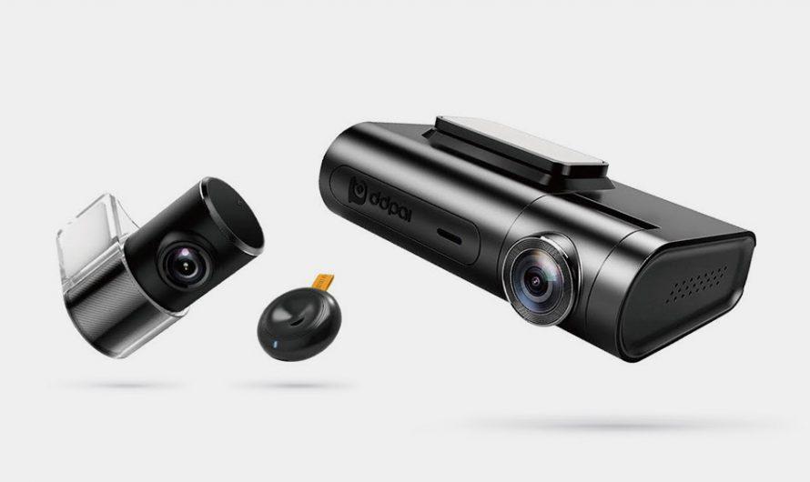 X2Pro Dual Dash Cam