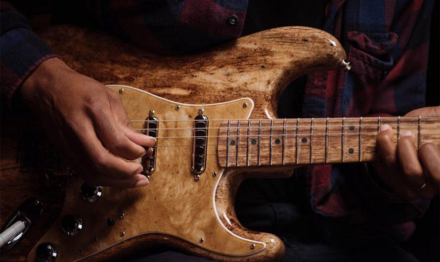 Fender x Cuervo Agave Stratocaster
