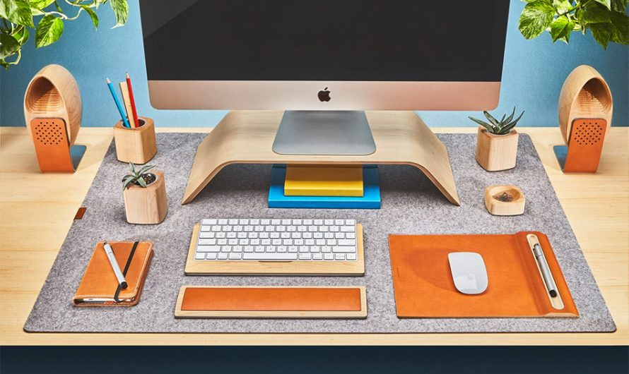 Grovemade Desk Pad
