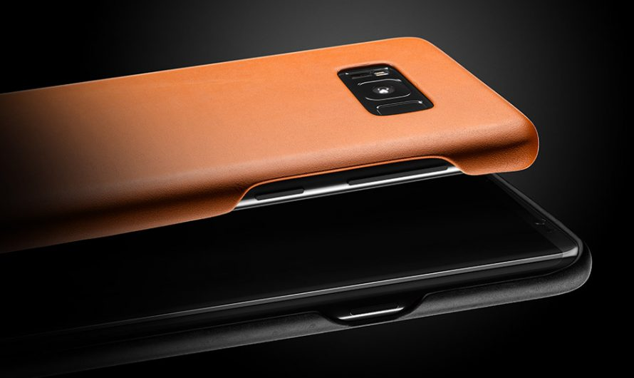 Mujjo Samsung Galaxy 8 Plus Case