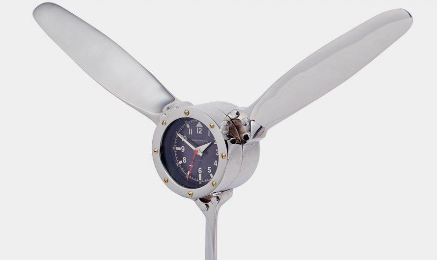 Propeller Wall Clock