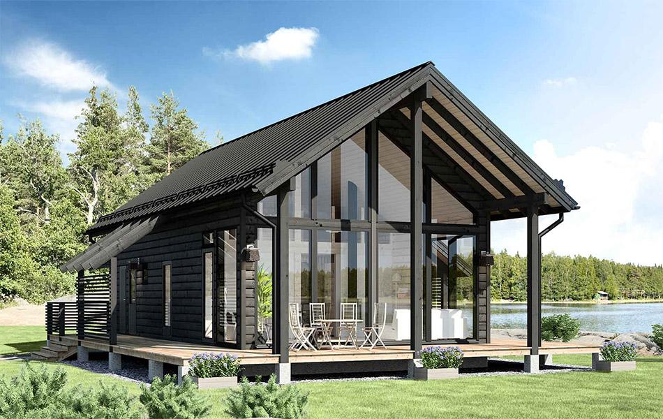 Pluspuu Log Houses