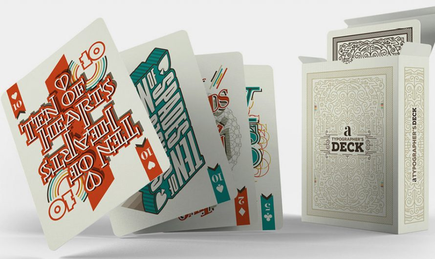 Typographer's Deck