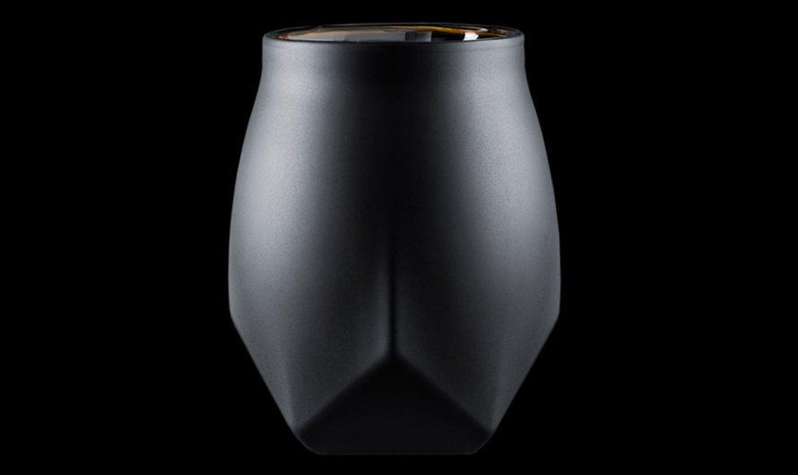 Norlan Whiskey Glass Black Edition