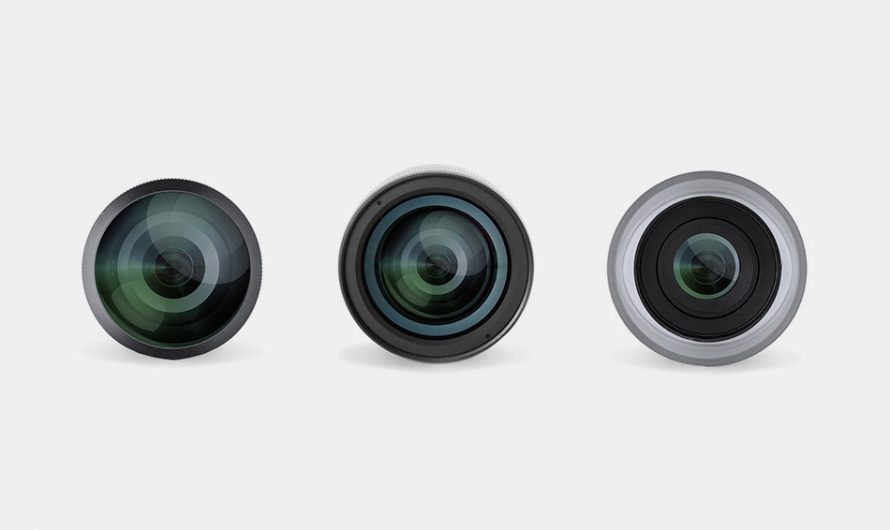 Sandmarc iPhone 8 & X Lens Editions