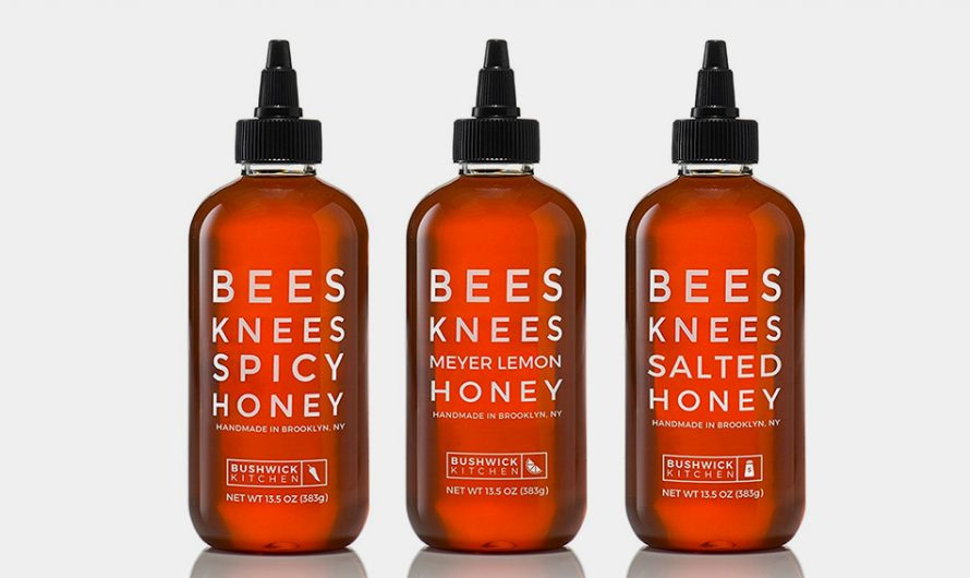 Bushwick Kitchen Bees Knees Honey Trio