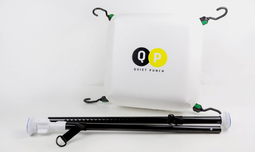 Quiet Punch Fitness Trainer