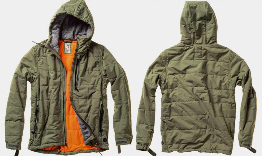 Relwen Cross-Quilt Jacket