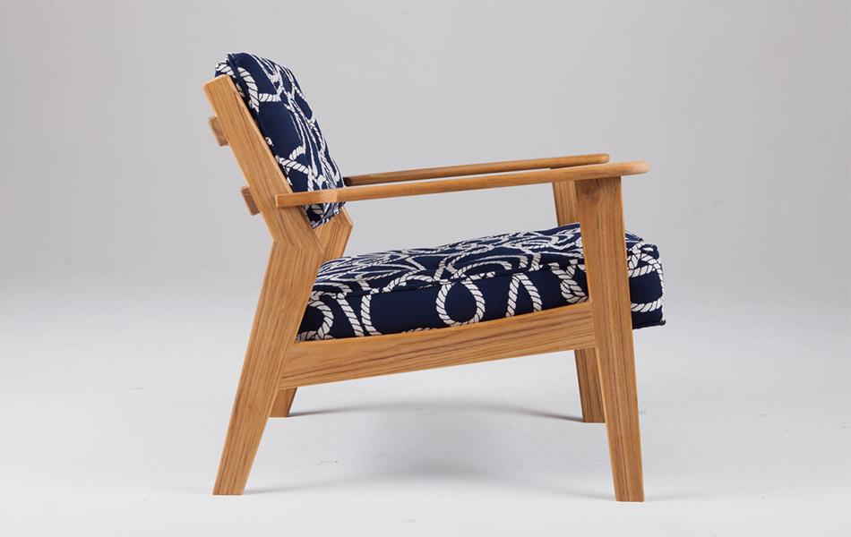 Teak Dreamer's Chair
