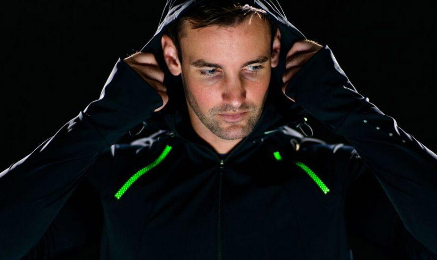 Nova Illuminated Running Jacket