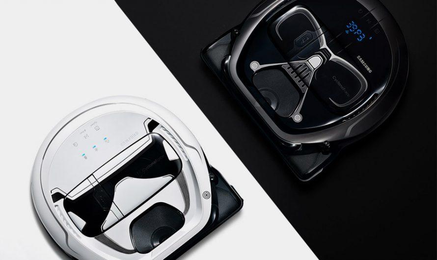 Samsung x Star Wars Powerbots